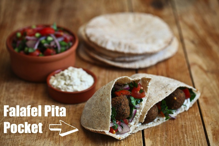 falafel and smokey eggplant pitta pockets_300kb