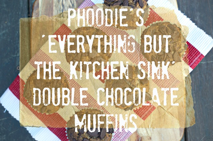 Kitchen Sink Muffins