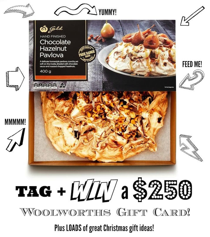 Woolworths christmas giveaway giftguide phoodie this awesome christmas giveaway and gift guide is sponsored by woolworths forumfinder Gallery
